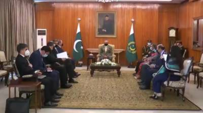 پاکستان آزربائیجان کے ساتھ اپنے تعلقات کو قدر کی نگاہ سے دیکھتا ہے۔ صدر عارف علوی