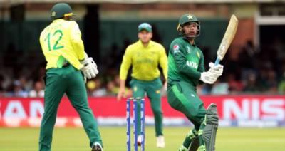 جنوبی افریقہ کرکٹ ٹیم کل پاکستان پہنچے گی