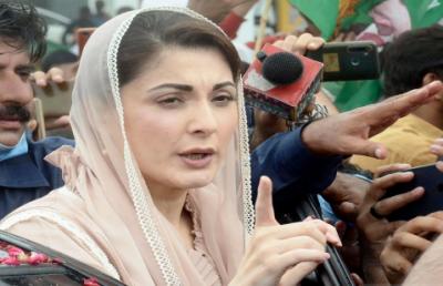 عمران خان اناڑی کھلاڑی ہیں،مریم نواز