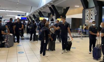 جنوبی افریقی کرکٹ ٹیم کی کورونا رپورٹس آ گئیں