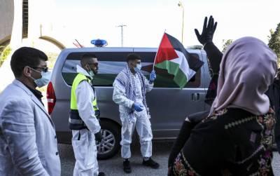 اسرائیل کی جیلوں میں قید فلسطینی شہری کورونا کا شکار ہو نے لگے