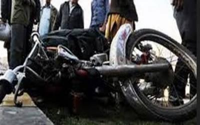 فیصل آباد:گاڑی کی ٹکر سے دو موٹرسائیکل سوار جاں بحق