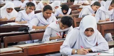 رواں سال امتحانات مئی میں لیے جائیں گے اور کوئی بچہ پرموٹ نہیں ہوگا