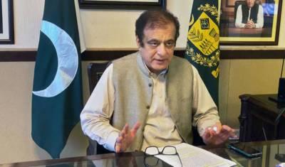 حکومت نے احتجاج کی راہ میں کوئی رکاوٹ حائل نہیں کی،شبلی فراز
