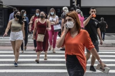 کوروناوائرس کی دوسری لہر نے دنیا بھر میں تباہی مچا دی۔