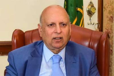 گور نر پنجاب کی نئے امر یکی صدر جوبائیدن اور نائب صدر کملا ہیرس کو حلف اٹھانے پر مبارکباد