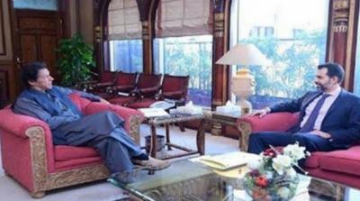 وزیراعظم سے گورنر سٹیٹ بینک کی ملاقات، ملکی معاشی صورتحال پر بریفنگ