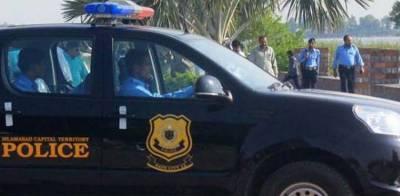 اسلام آباد پولیس میں تقرری وتبادلے