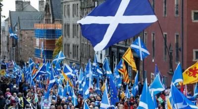 برطانیہ سے اسکاٹ لینڈ کی آزادی کیلیے دوسرا ریفرنڈم کرانے کا اعلان