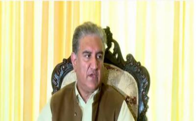تحریک عدم اعتماد کو شکست دیں گے، بلاول وزیراعظم کوسلیکٹڈ کہنا بند کر دیں:وزیر خارجہ شاہ محمود قریشی