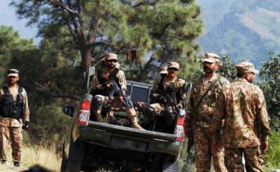 شمالی وزیرستان میں سیکیورٹی فورسز کا آپریشن، 5 دہشت گرد ہلاک