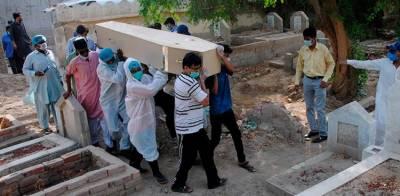 پاکستان میں آج کورونا کے مزید 58 مریض جاں بحق
