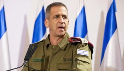 اسرائیلی آرمی چیف کی ایران پر ممکنہ حملے کی تیاری کا حکم