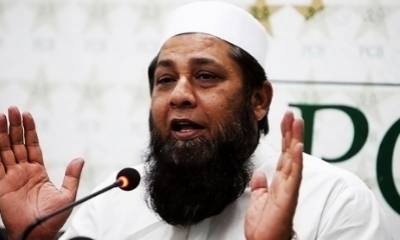 کراچی: فواد عالم نے ہر گیند کو صحیح طریقے سے کھیلا، فواد عالم کی وجہ سے پاکستان ویننگ پوزیشن میں آگیا، انضمام الحق