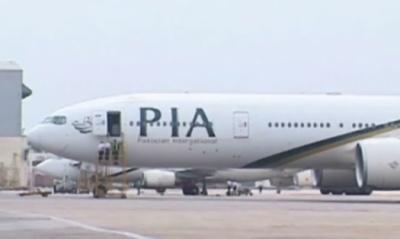 ملائیشیا میں روکےگئے پی آئی اے طیارے کی وطن واپسی