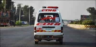 کراچی: سات سالہ بچہ مبینہ طور پر اسکول کی چھت سے گر کر جاں بحق