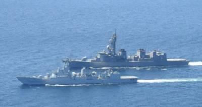 بحریہ کی ساتویں کثیرالقومی مشق امن 2021 فروری میں شروع ہوں گی