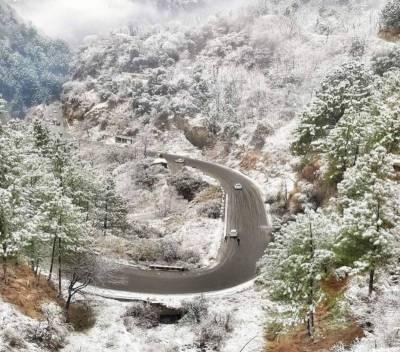 ملک کے بیشترعلاقوں میں موسم سرد اور خشک ، شمالی علاقوں اور شمالی بلوچستان میں شدید سرد :محکمہ موسمیات