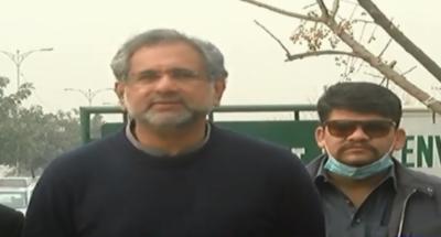 وزیر اعظم نے ایڈیٹ شدہ فون کالزکی ویڈیوسے قوم کا وقت ضائع کیا ،شاہد خاقان