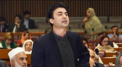 یہ کہتے ہیں استعفے دیں گے لیکن آج بھی اسمبلی میں بیٹھے ہیں،کوئی شرم ہوتی ہے، کوئی حیا ہوتی ہے: مراد سعید