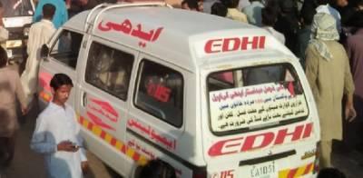 کراچی: تیز رفتار بس نے فٹ پاتھ پر کھڑے شہریوں کو روند ڈالا، 3 جاں بحق