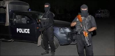 کراچی بڑی تباہی سے بچ گیا، سی ٹی ڈی کی کارروائی میں 5 دہشتگرد گرفتار 1 ہلاک