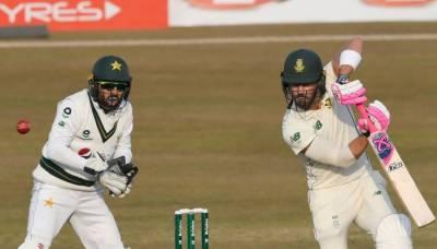 پنڈی ٹیسٹ کا فیصلہ کن روز: پاکستان کو جیت کیلیے 7 وکٹیں درکار