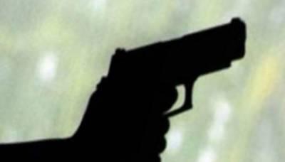 فیصل آباد: مسلح افراد کی تھیٹر کے گیٹ پر فائرنگ، علاقے میں خوف و ہراس