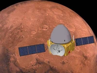 چینی خلائی جہاز، مریخ پر اترنے کے لیے تیار