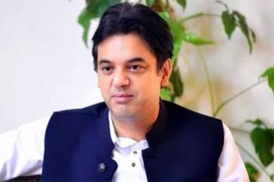 عثمان ڈار نے وزیراعظم کے معاون خصوصی کا عہدہ چھوڑ دیا