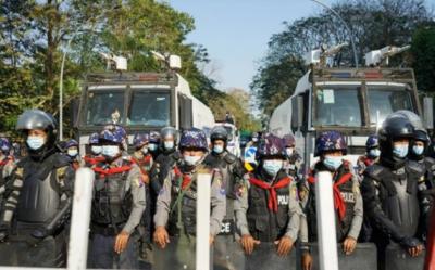 میانمار ،فوجی حکومت کا 55 غیر ملکیوں سمیت 23 ہزار قیدیوں کے لئے عام معافی کا اعلان