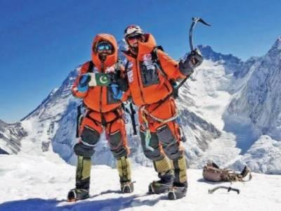 K2: سدپارہ اور ساتھیوں کا 8 ویں روز بھی سراغ نہ ملا
