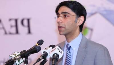 دیگر ممالک سے روابط، حقیقی شراکت داری اور امن پاکستان کے مقاصد ہیں: معید یوسف