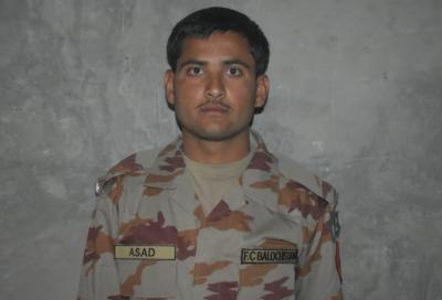 بلوچستان میں دہشتگردوں کی سیکیورٹی چیک پوسٹ پر فائرنگ، پاک فوج کا سپاہی شہید