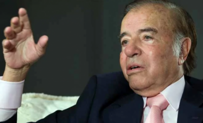 ارجنٹینا کے سابق صدر کارلوس مینم انتقال کرگئے