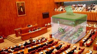 سینیٹ الیکشن: ٹکٹ واپس لیے جانے پر عبدالقادر نے سینیٹ الیکشن کیلئے آزاد حیثیت میں کاغذات نامزدگی جمع کرادیے