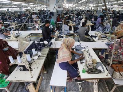 دھاگے اورکپڑے کی قیمتوں میں ہوشربااضافہ سے گارمنٹس کا شعبہ مشکلات کا شکار
