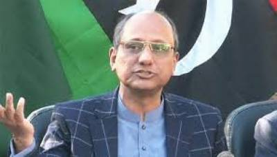 حلیم عادل شیخ پولنگ عملے کے ساتھ بدتمیزی کر رہے تھے:-سعید غنی