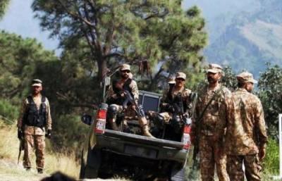 شمالی وزیرستان: سکیورٹی فورسز کامیر علی میں آپریشن، 3دہشتگرد ہلاک