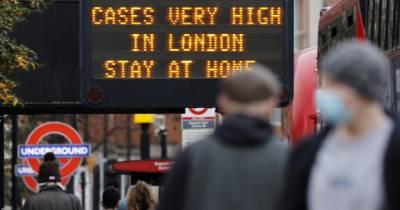 برطانیہ میں کورونا وائرس کی قسم کا ایک اور وائرس سامنے آگیا۔