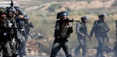 اسرائیلی فوج کا فلسطینی نوجوان پر وحشیانہ تشدد