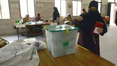 قومی و صوبائی اسمبلی کے دو دو حلقوں میں ضمنی انتخابات کیلیے پولنگ جاری