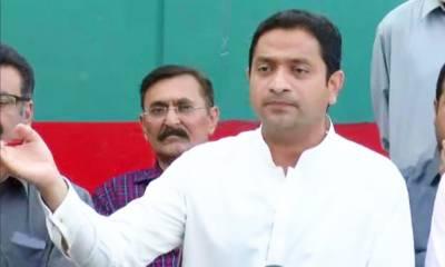 پیپلزپارٹی اور مراد علی شاہ سے ہمیں جان کا خطرہ ہے