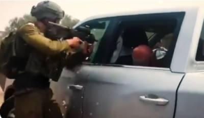 اسرائیلی فوج کی معصوم فلسطینی بچوں پر فائرنگ، متعدد زخمی