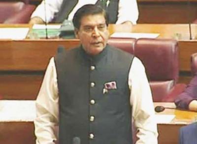 اس حکومت نے ملک کو آئی ایم ایف میں گروی رکھ دیا۔راجا پرویز اشرف