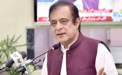 وفاقی وزیر اطلاعات سینیٹر شبلی فراز کا ن لیگ کی غنڈہ گردی پر بیان