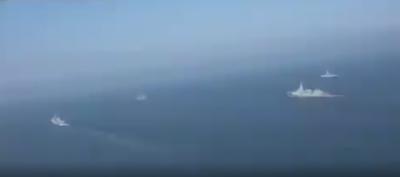 مشق امن 21 کے اختتام پر پاک بحریہ کی روسی، سری لنکن افواج کیساتھ مشترکہ مشقیں