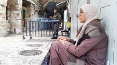 اسرائیلی فوج کی دہشتگردی، فلسطینی سماجی کارکن گرفتار
