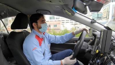پاکستانی ڈرائیورز متحدہ عرب امارات میں سب سے بہترین
