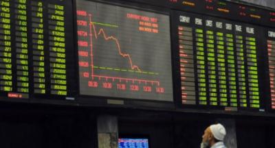 کاروباری ہفتے کا پہلا روز: پاکستان اسٹاک ایکسچینج میں مندی کا رجحان رہا
